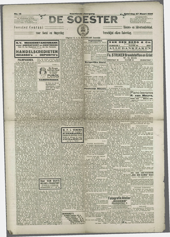 Soester Courant 1926-03-27