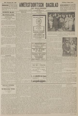 Amersfoortsch Dagblad / De Eemlander 1927-03-04