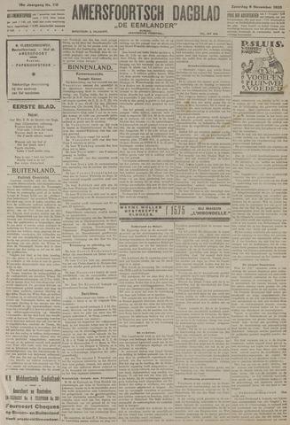 Amersfoortsch Dagblad / De Eemlander 1920-11-06