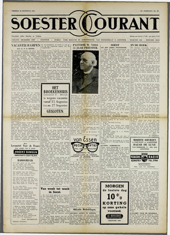Soester Courant 1955-08-12