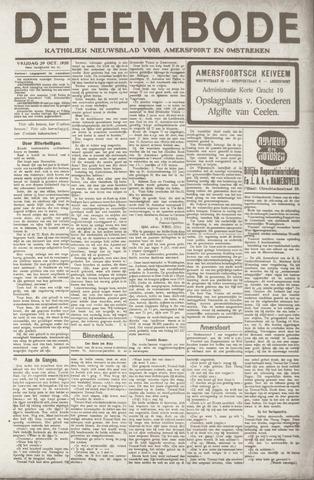 De Eembode 1920-10-29