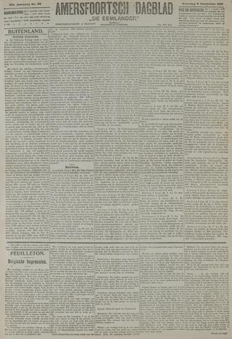 Amersfoortsch Dagblad / De Eemlander 1921-09-05