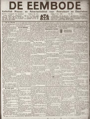 De Eembode 1917-10-09