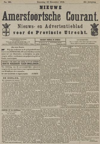Nieuwe Amersfoortsche Courant 1916-12-16