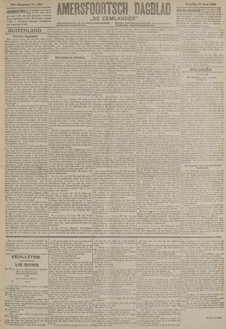 Amersfoortsch Dagblad / De Eemlander 1919-06-10