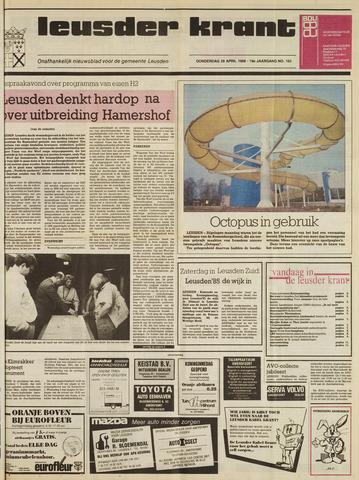 Leusder Krant 1988-04-28