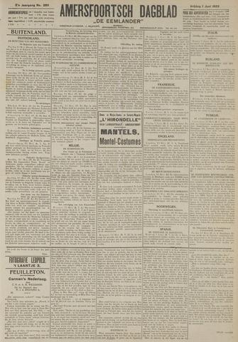 Amersfoortsch Dagblad / De Eemlander 1923-06-01