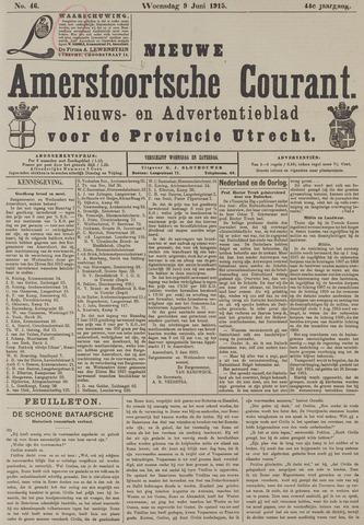 Nieuwe Amersfoortsche Courant 1915-06-09