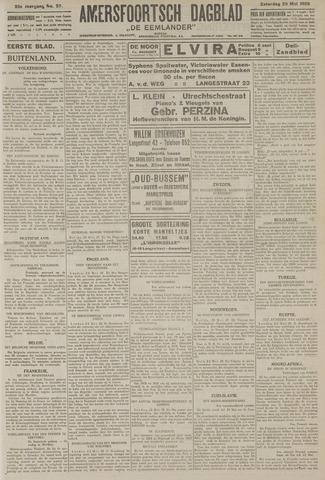 Amersfoortsch Dagblad / De Eemlander 1925-05-23