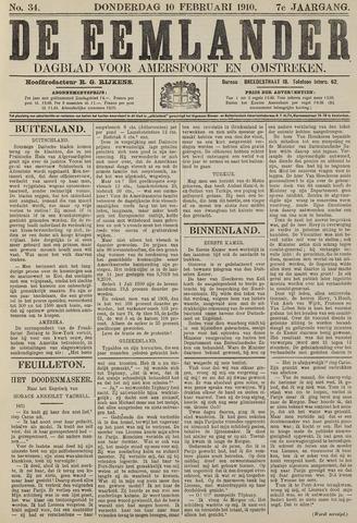 De Eemlander 1910-02-10