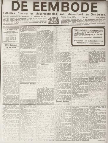 De Eembode 1917-08-03