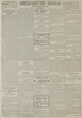 Amersfoortsch Dagblad / De Eemlander 1922-11-23