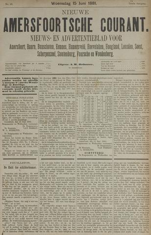 Nieuwe Amersfoortsche Courant 1881-06-15