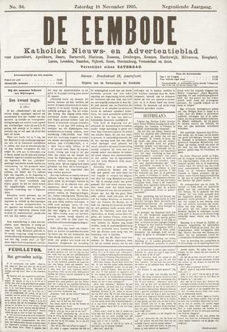 De Eembode 1905-11-18