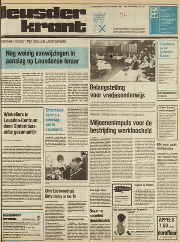 Leusder Krant 1982-11-18