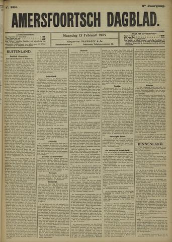 Amersfoortsch Dagblad 1905-02-13