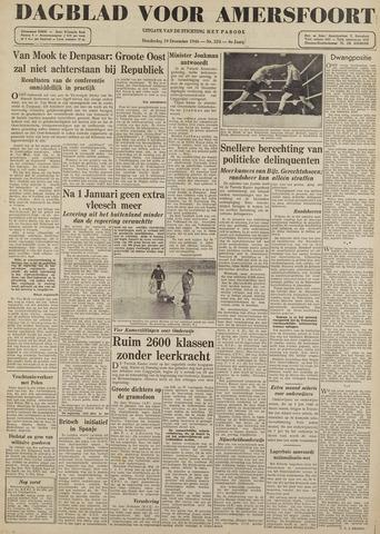Dagblad voor Amersfoort 1946-12-19