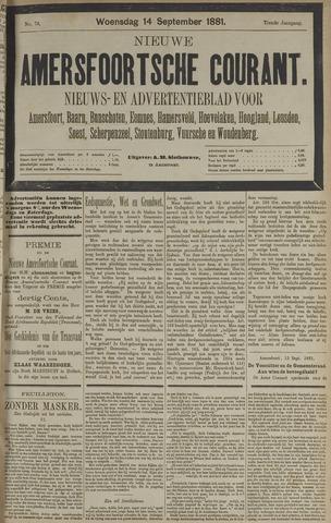 Nieuwe Amersfoortsche Courant 1881-09-14