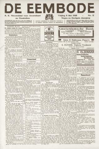 De Eembode 1925-05-08
