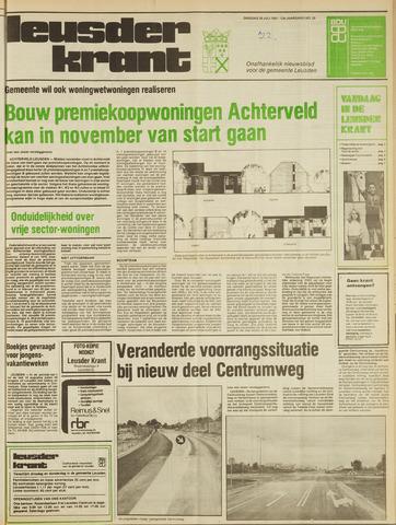 Leusder Krant 1981-07-28