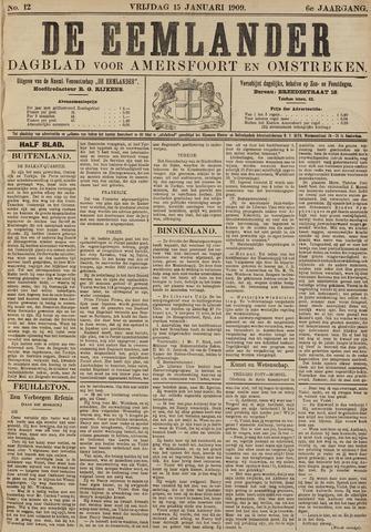 De Eemlander 1909-01-15