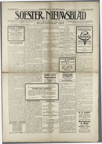 Soester Courant 1925-03-20