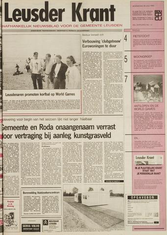 Leusder Krant 1993-07-28