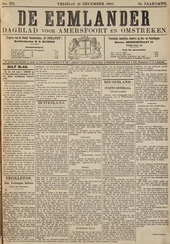 De Eemlander 1908-12-18