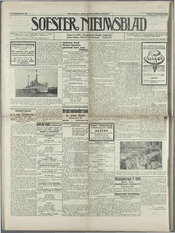 Soester Courant 1925-11-13