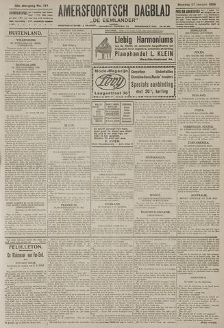 Amersfoortsch Dagblad / De Eemlander 1925-01-27
