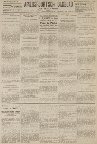 Amersfoortsch Dagblad / De Eemlander 1927-09-28