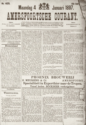 Amersfoortsche Courant 1897