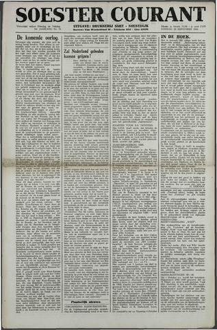 Soester Courant 1948-09-28