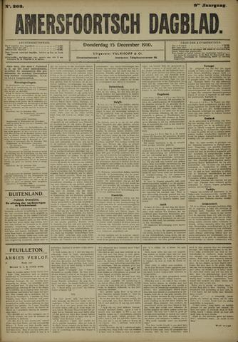 Amersfoortsch Dagblad 1910-12-15