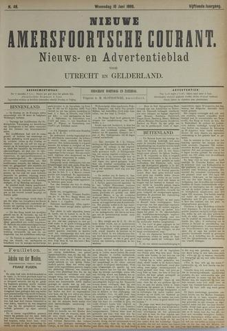Nieuwe Amersfoortsche Courant 1886-06-16
