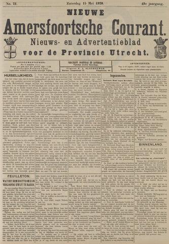 Nieuwe Amersfoortsche Courant 1920-05-15