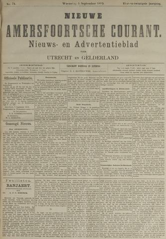 Nieuwe Amersfoortsche Courant 1895-09-04
