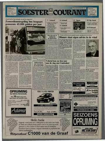 Soester Courant 1995-01-25