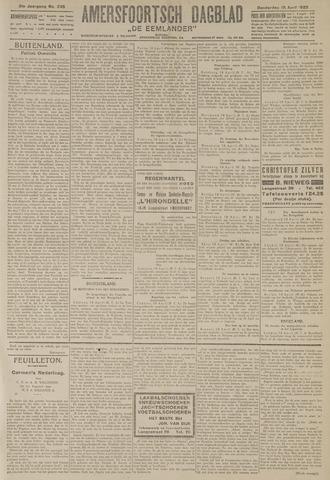 Amersfoortsch Dagblad / De Eemlander 1923-04-19