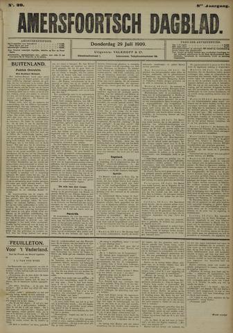 Amersfoortsch Dagblad 1909-07-29