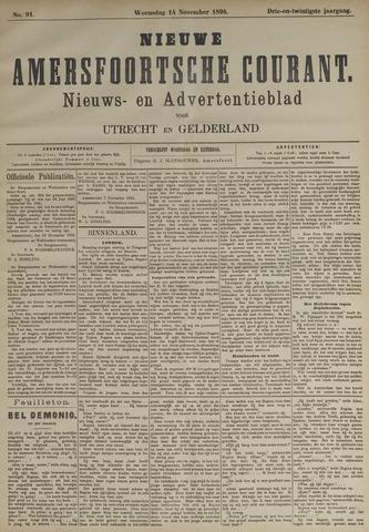 Nieuwe Amersfoortsche Courant 1894-11-14