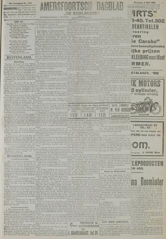Amersfoortsch Dagblad / De Eemlander 1921-05-02