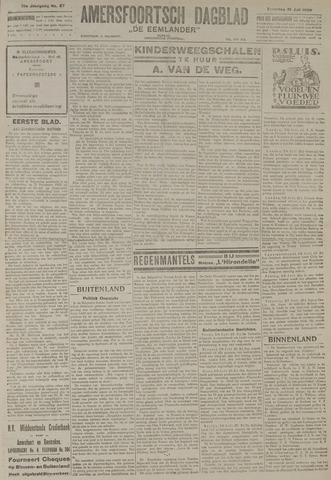 Amersfoortsch Dagblad / De Eemlander 1920-07-31