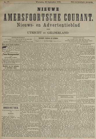 Nieuwe Amersfoortsche Courant 1894-09-26