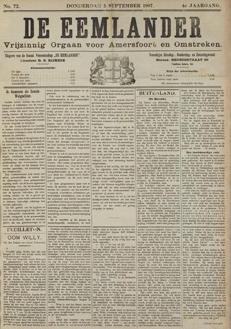 De Eemlander 1907-09-05