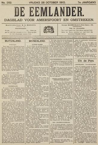 De Eemlander 1910-10-28