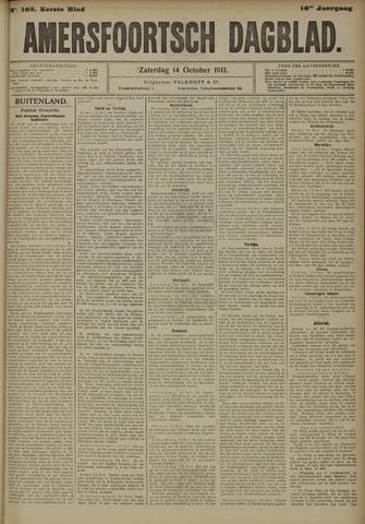 Amersfoortsch Dagblad 1911-10-14