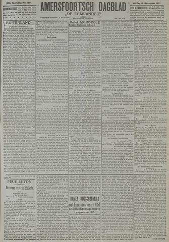Amersfoortsch Dagblad / De Eemlander 1921-11-18