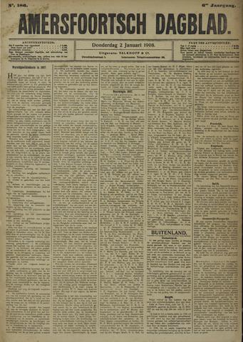 Amersfoortsch Dagblad 1908