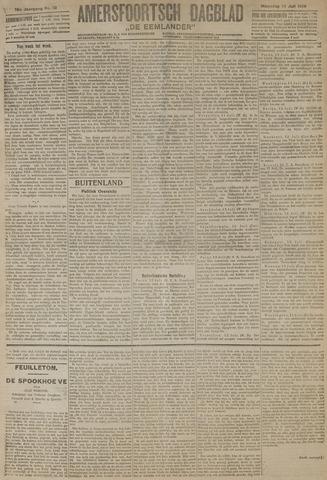 Amersfoortsch Dagblad / De Eemlander 1919-07-14